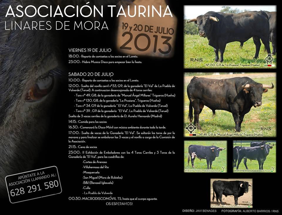 Fiesta de la Asociación Taurina