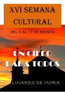 Cartel Semana Cultural 2013